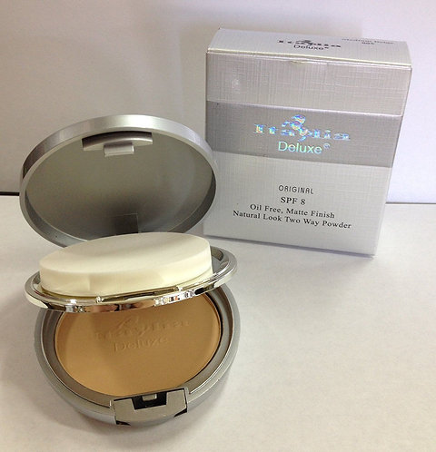 ITALIA DELUXE - Two Way Mineral Powder