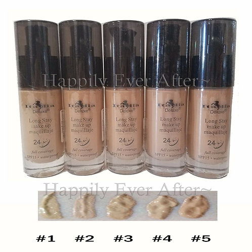 ITALIA DELUXE - Long Stay Makeup