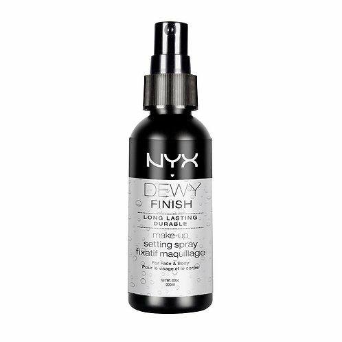 NYX - Dewy Finish Setting Spray