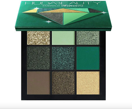 HUDA BEAUTY - Emerald Obsessions Palette