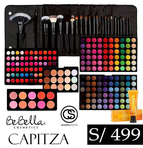 CAPITZA - Set Completo Capitza