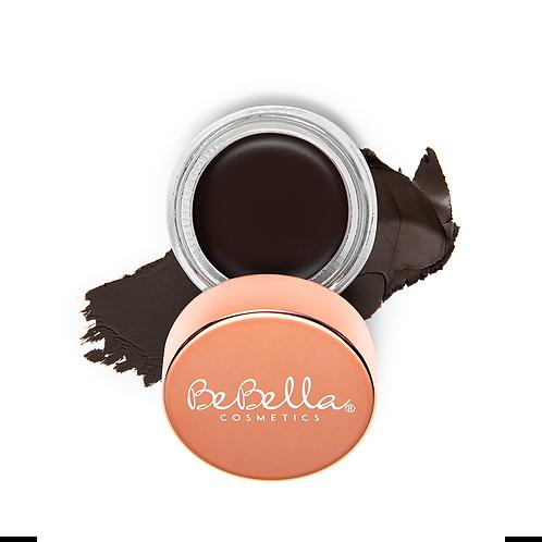 BEBELLA - Dark Brown Eyebrow gel