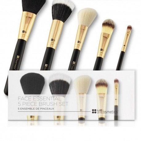 BH COSMETICS - Face Essential Set de 5 brochas