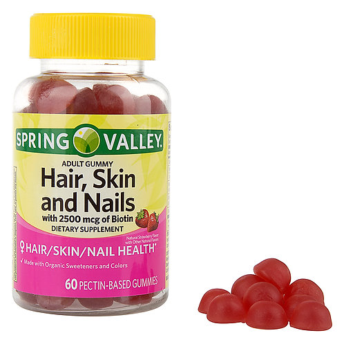 SPRING VALLEY - Hair Skin and Nails 2500mcg