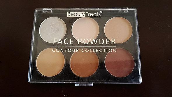 BEAUTY TREATS - Face Powder Contour Collection