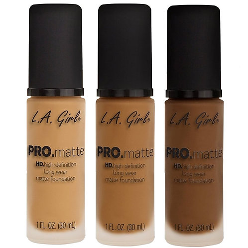 LA GIRL - PRO.matte liquid foundation base