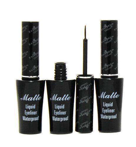 ITALIA DELUXE - Matte Liquid Eyeliner Waterproof