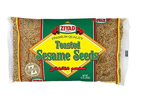 Toasted Seasame Seed
