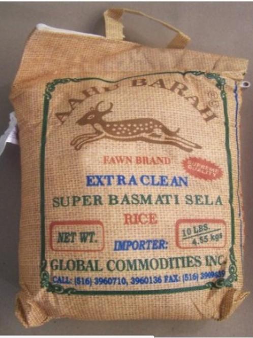 AAhu Barah Basmati Rice