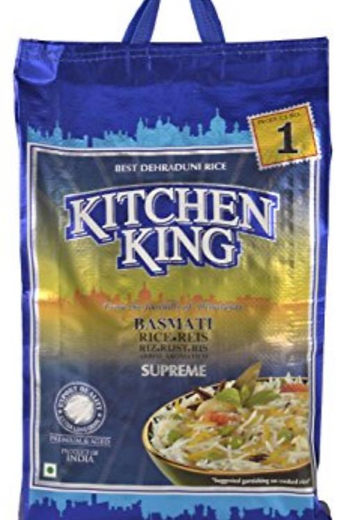 Kitchen King Basmati Rice