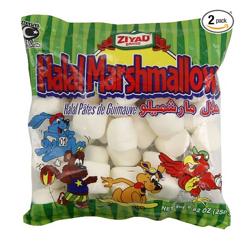 Halal Marshmellow