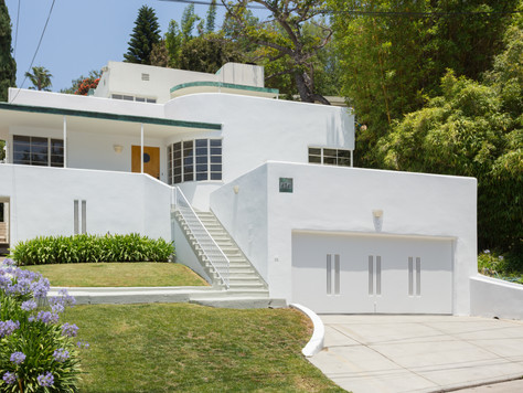 Victor M. Carter Residence, 1935