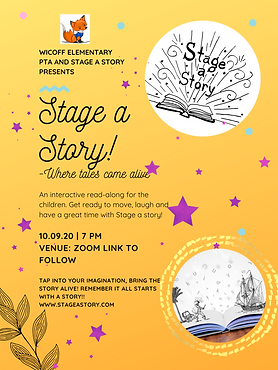 Wicoff Elementary PTA and Stage a story