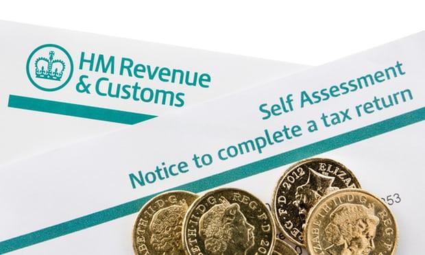 """""""Almost 750,000 people missed tax return deadline, says HMRC"""""""
