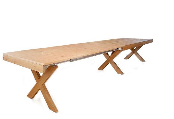 שולחן רגל נגררת