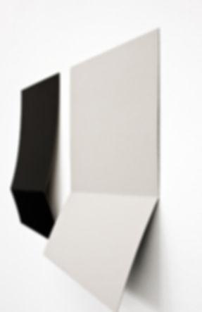Jan Wawrzyniak, Folded Line, two-piece