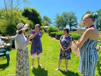Pencoed Community Garden open day