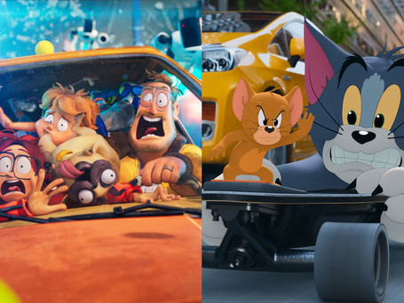 Quick Reviews: 'The Mitchells Vs The Machines' | 'Tom & Jerry'