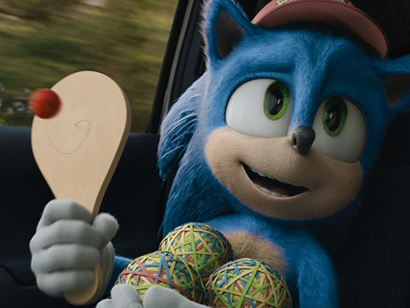 'Sonic The Hedgehog' Review