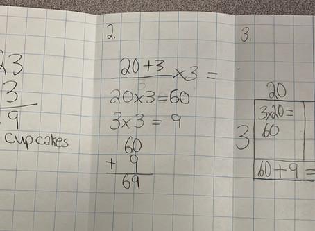 Math: Multiplication Algorithms