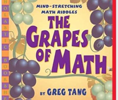 Math Literature: Greg Tang