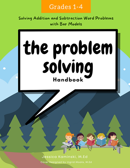 Printed Teaching Bundle: The Problem Solving Handbook: Addition and Subtraction