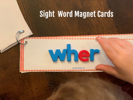 Guided Reading Friends: Sight Words Just for You!