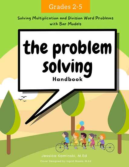 Digital: The Problem Solving Handbook: Multiplication and Division
