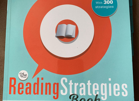 ELA: Guided Reading Using The Reading Strategies Book