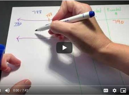 Math: Rounding- My CRINGE-WORTHY Moment!