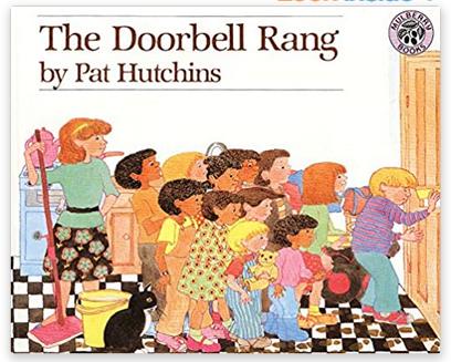 Math Literature: The Doorbell Rang