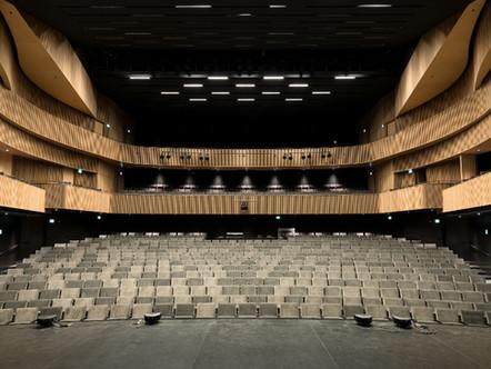 Promo Théâtre Gilles-Vigneault