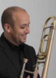 David Rejano Cantero , trombonist - by M