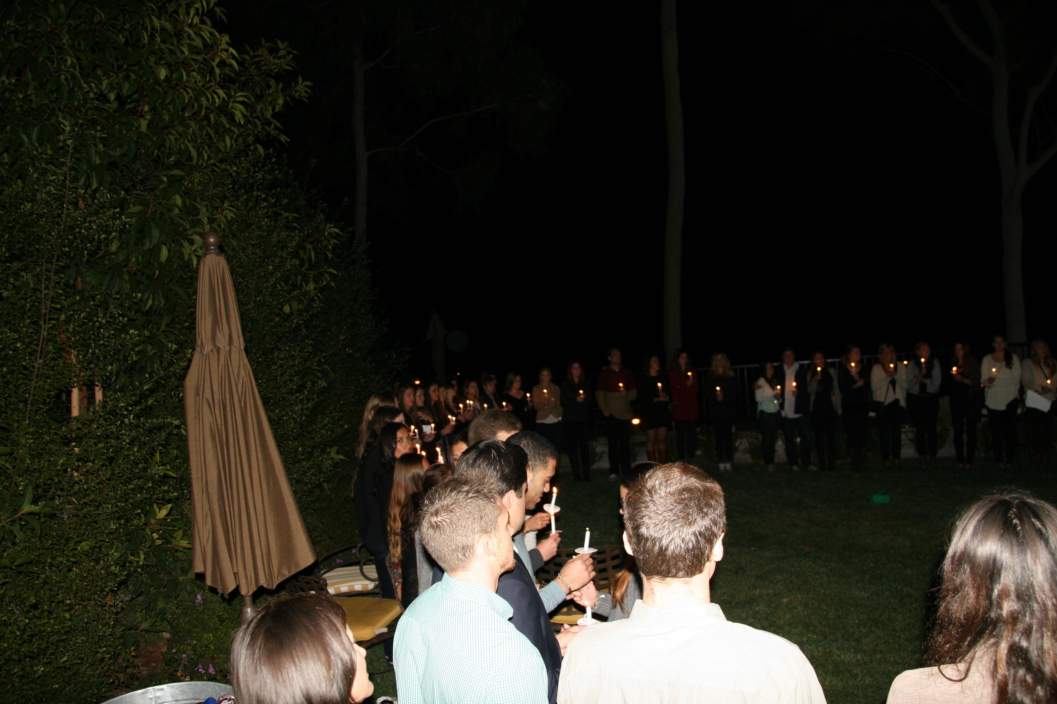 Matthew Nichols Memorial Vigil