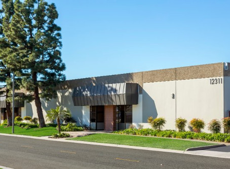 Orange County Industrial Investment Opportunity