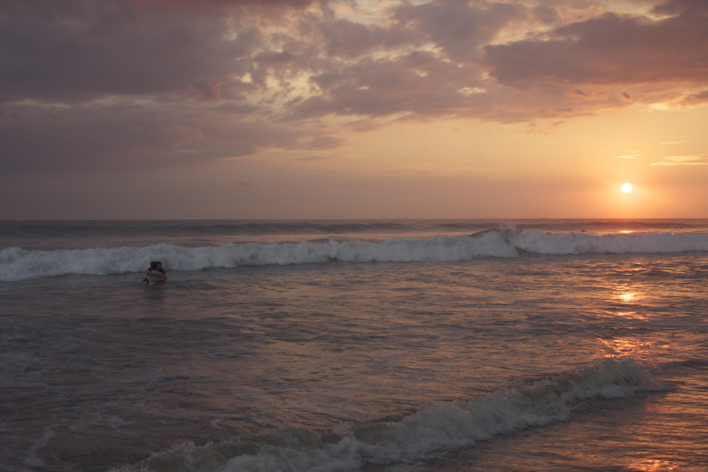 Matthew Nichols Costa Rica Baptism