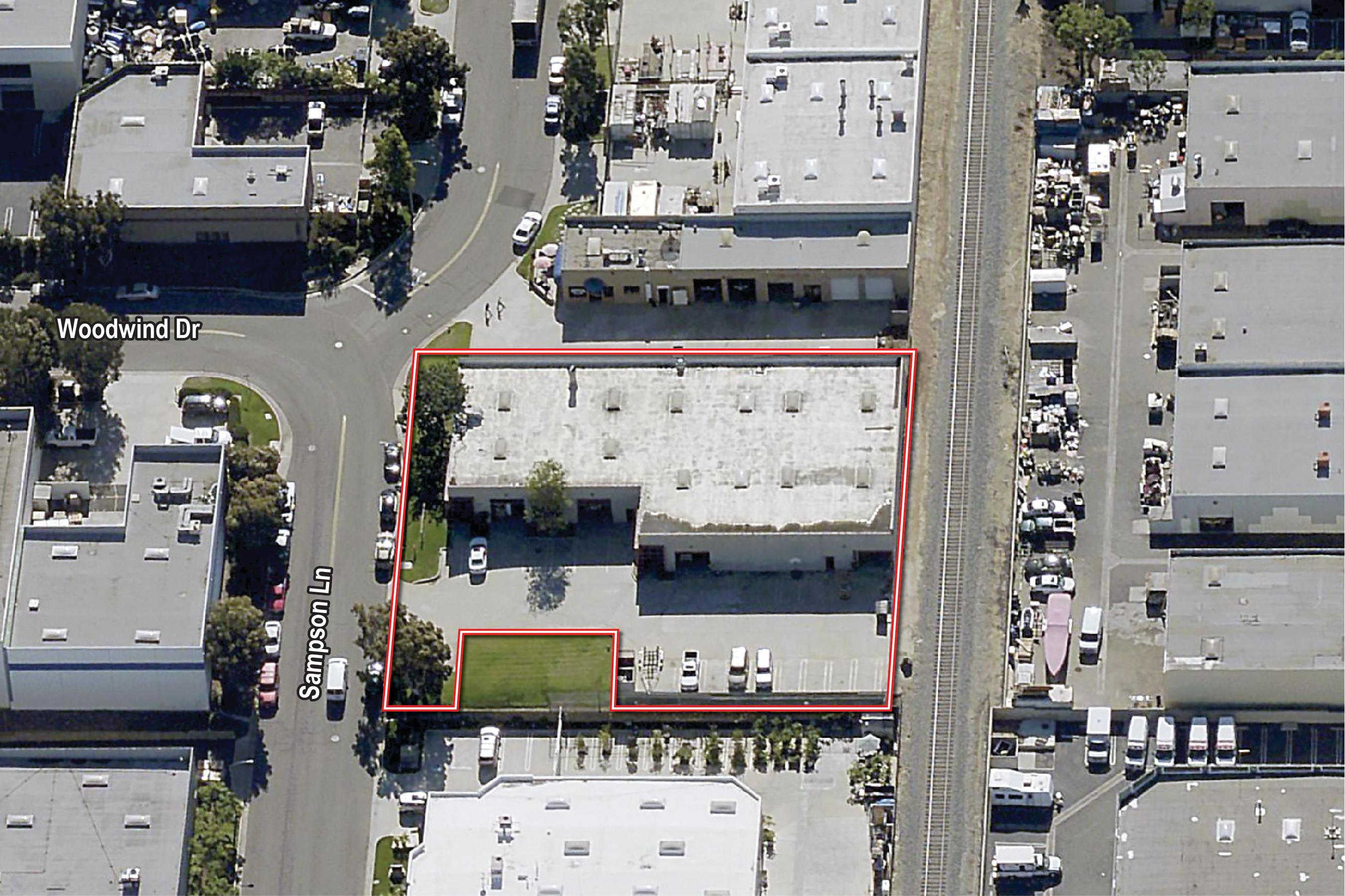 17771 Sampson Ln, Huntington Beach Obliq