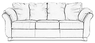 comfy couch line art - 4 amigos rv, big kid toys and mini storage
