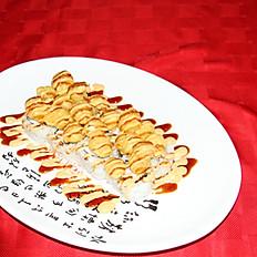 Deep Fried Scallops