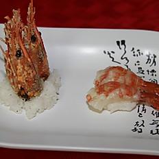Sweet Shrimp Nigiri