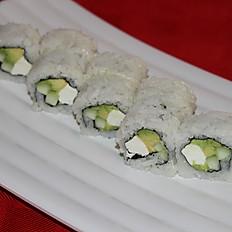 Green & White Roll