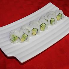 Cucumber & Avocado Roll