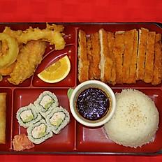 Pork Cutlet Bento Box