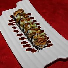 Calamari Tempura Roll