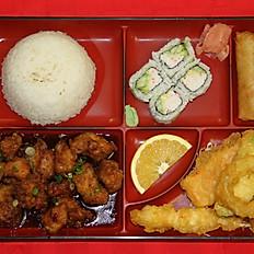 Kamikaze Chicken Bento Box