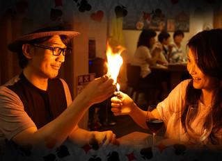 (終了しました)【3月5日(火)、3月21日(木)】プロマジシャンのマジックショー!