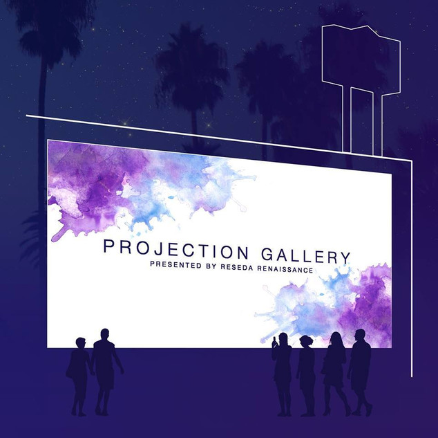 PROJECTION GALLERY