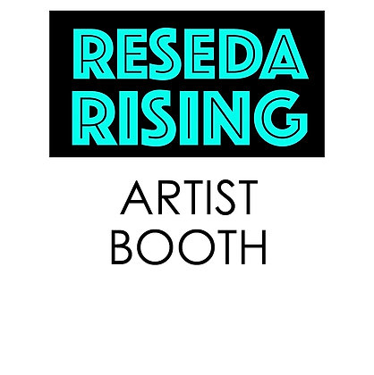 Vendor Booth 9/21 - Artists