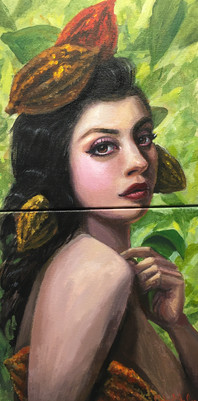 La Reina de Cacao