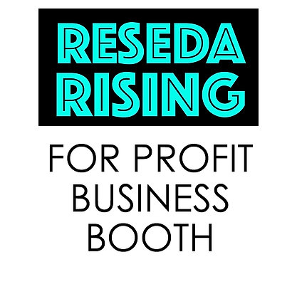 Vendor Booth 9/21 - Business